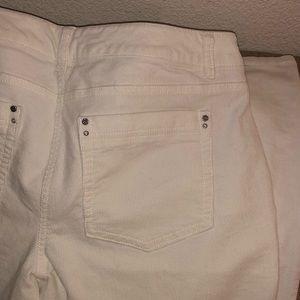 White House Black Market Pants - Like new White House black market courderoy pants
